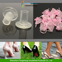 30 pairs X Foot Wedding Stiletto High Heel Cover Protector Stopper -Stop Heel Sinking