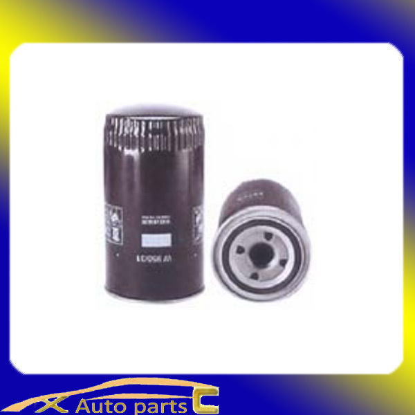 Auto high quality mann oil filter w950 China Manufacturer