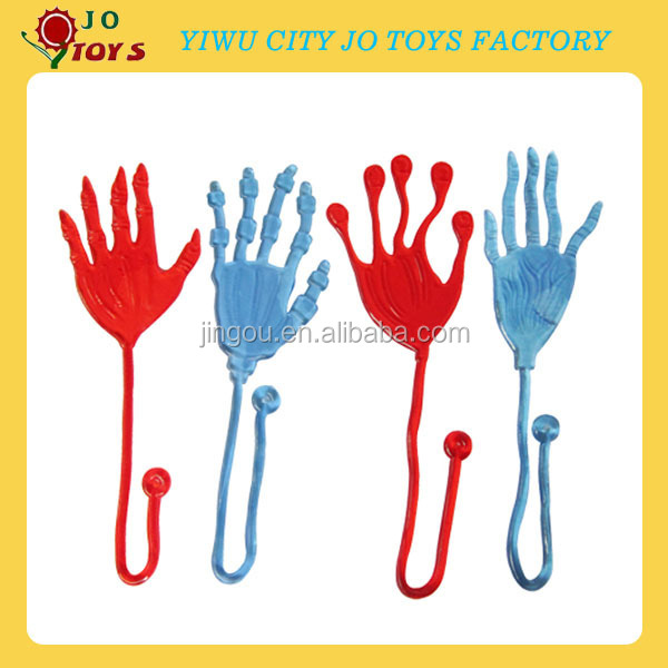 Hot Selling Magic Huge Hand Shaped Sticky Toy