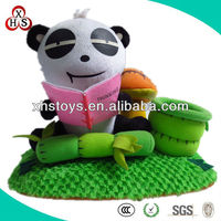 soft small diy stuffed toys panda