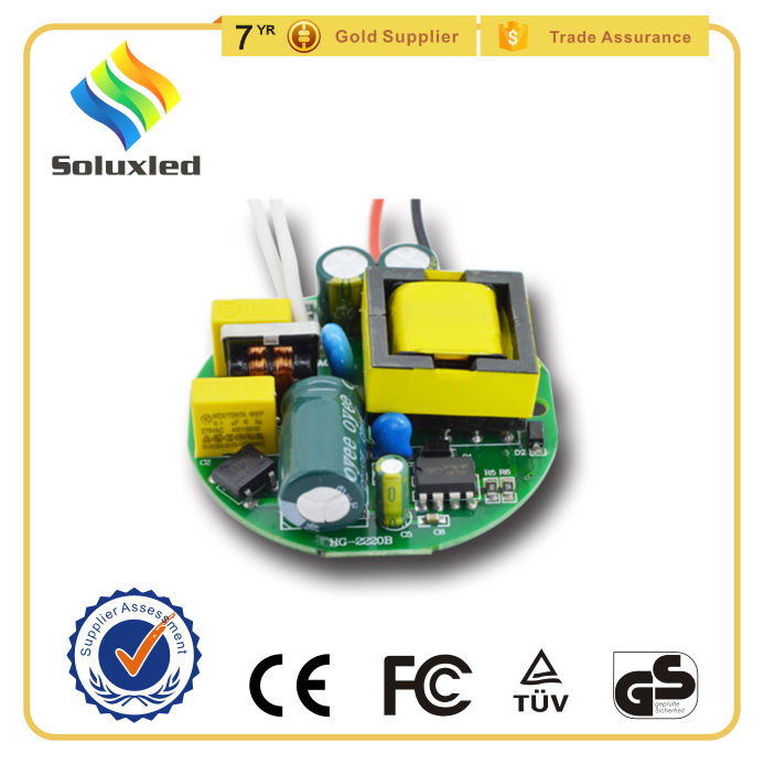 Constant Current Round Led Driver 150w 3.5A CE Approved
