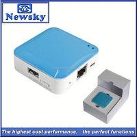 2014 Newest wireless broadband internet with TF/SD card slot