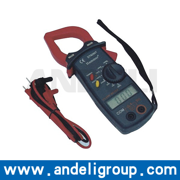 2014 latest products clamp multimeter