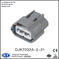 2015 3 way female car plug for oxygen sensor