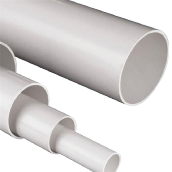 High Quality Food Grade NFT Round PVC Pipe for Hydroponic System