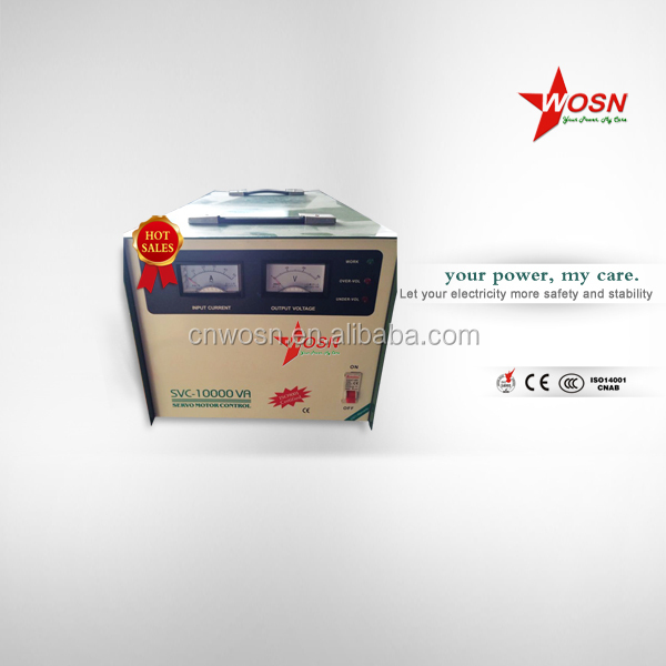 svc automatic voltage 10 kva electric stabilizer 110 220