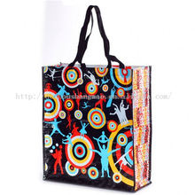 new style high quality pp woven promotional shopping tnt bag