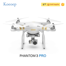 DJI Phantom 3 Pro Drone with 4K UHD Camera Professional RC Quadcopter Drones