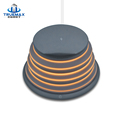 Mobile Phone Charging Light Wireless Fast Charger