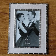 happy wedding cheap acrylic clear glass picture photo frame