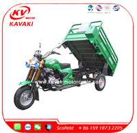 2017 Guangzhou New Cheap Adult Three Wheel 150cc/200cc Front Windshield Motor Motorcycle Tricycle
