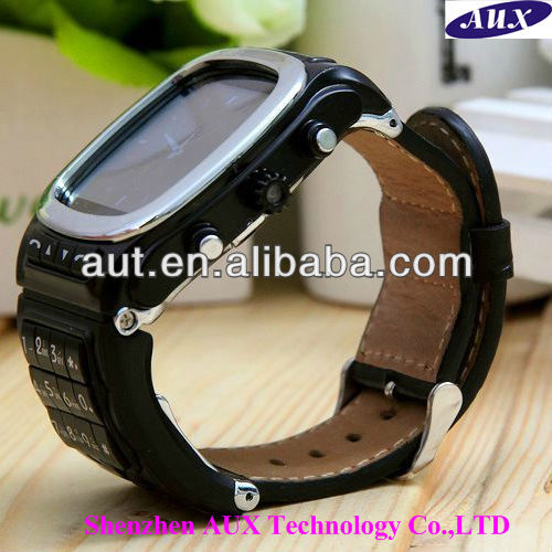2014 New arrival Fashion watch mobile phone N8