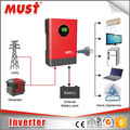 China supplier pure sine wave high frequency power inverter 5KVA 48V for home
