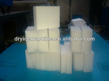 Innovative performance dry ice block machine producing dry ice of liquid co2