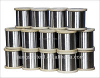 Thick stainless steel wire 14 guage with low price and high quality