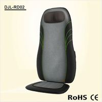 RD02 multi-function car shiatsu massage cushion with Infrared Heat