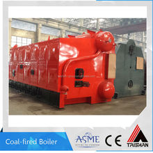 0.7mw-70mw CE Approved Coal Hot Water SZL Boiler