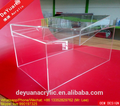 Waterproof clear acrylic shoe boxes wholesale