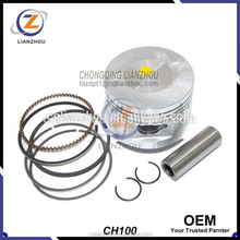 CH100 50mm Motorcycle Piston