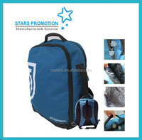 customized 600D computer shoulder bag for promotional gifts