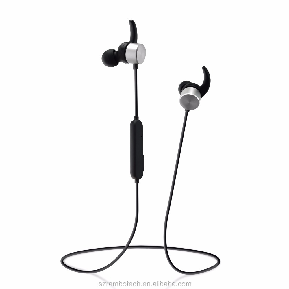 R1615 Dual Battery Bass Hands free smart bluetooth headset for mobile phone