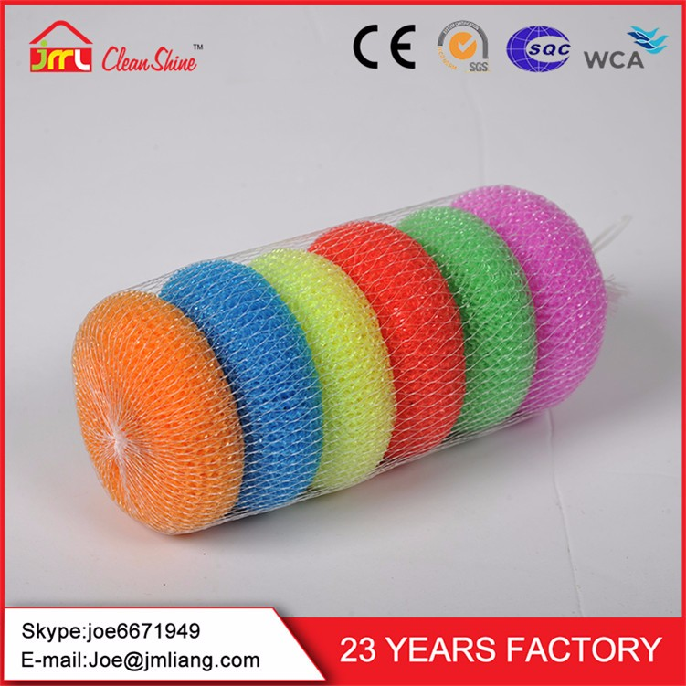 New Style Multi-Color Kitchen Cleaning Sponge /Sponge Scrubber/Scouring Pad
