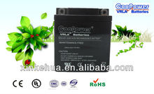 Sealed Lead acid battery /Rechargeable Battery/6V6AH Solar Power Battery