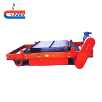 Energy Saving Overband Belt Magnetic Separator for Magnetic Metal Separation