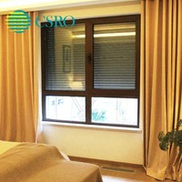 Well sale metal sun shades roll up windows