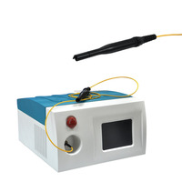 HOT 980nm diode laser touch screen Vascular Removal /High Frequency Spider Vein Removal Machine