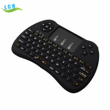 newest model H9 Mini Wireless mini Keyboard 2.4G Fly Air Mouse for Android TV Box