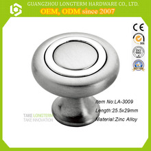 Security zinc alloy bed knobs LA-3009