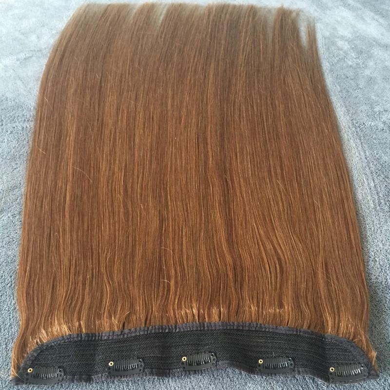 Brazilian Hair Clip On Hair Extension Brazilian Hair Clip On Hair