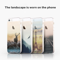 city&case beautiful mobile phone back phone cover for iPhone5se