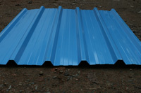 COLOR COATED ROOF SHEETS'