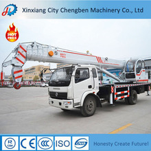 China best quality pickup truck crane 16ton with reliable company