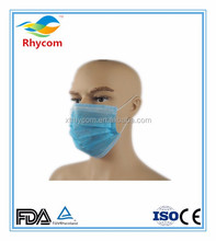 Dressings and care for materials type medical health non woven face mask