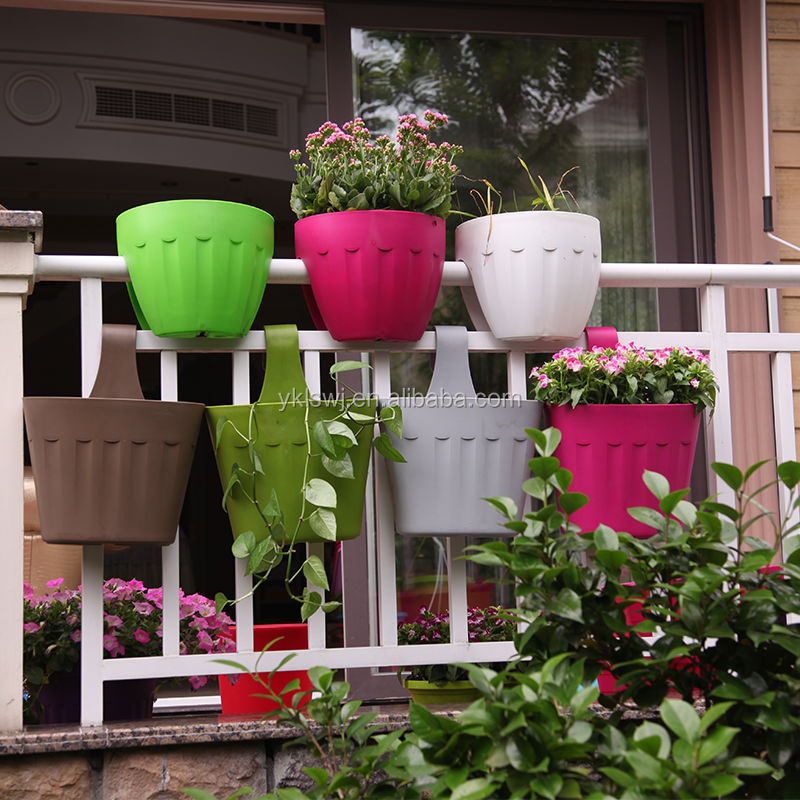 deck rail planters buy deck rail potplastic planter product on alibabacom - Railing Planters