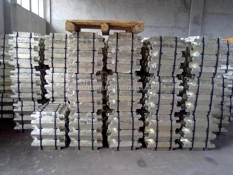 High Quality Tin Ingots For Sale