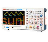 Digital Ultra Phosphor Oscilloscope, 100MHz Bandwidth, Dual Channel, 1GS/s Sample Rate, USB Communication, UPO2102CS