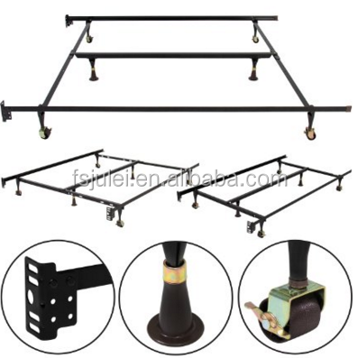 good quality hardware plastic bed fram casters