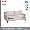 Living Room Fabric Leisure Sectional Sofa With Solid Wooden Feet