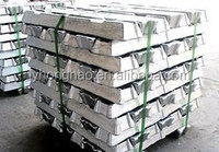 lower price 99.7% aluminium ingot