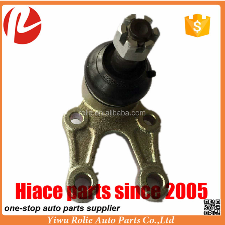 Toyota hiace 1RZ/2RZ/4Y ball joint OEM 43330-29125 43330-29295 ball and socket joint