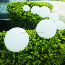 PBB-200S ronda led luces solares/16 colores globos led solar/8 ''globo solar