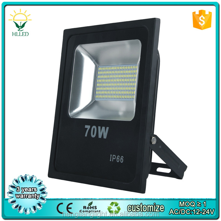 IP66 outdoor waterproof high lumen led flood light replace 1000w halogen flood lighting
