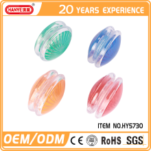 HY5730 New fashion wholesale OEM supplied plastic super cheap flashing <strong>yoyo</strong> with light