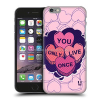 LIVE ONCE SWEET HEARTS Design Custom Print For Iphone Case