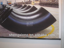 carbon steel pipe fitting hot formed bend carbon steel bend