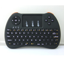 OEM Cheapest 2.4g H9 Wireless Game Handle Touchpad Mini Keyboard and Mouse for android TV Box